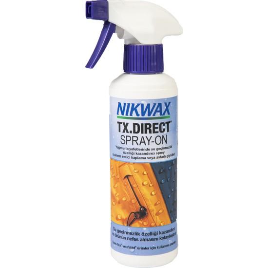 Nikwax Tx.Direct Spray-On Teknik Malzeme Su Geçirmezlik Spreyi