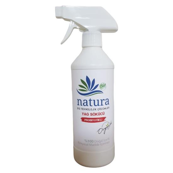 Natura Natura Organik Probiyotikli Yağ Sökücü & Çözücü 500 ml