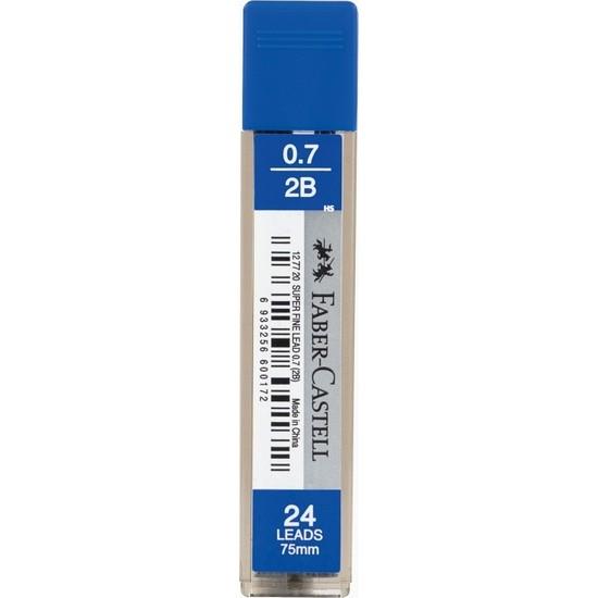 Faber-Castell Faber Castell 0.7 mm 2b 24'lü Min (Uç)