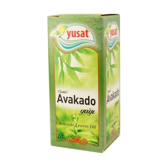 Yusat Avakado Yağı 20 ml