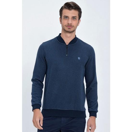 Ts Club Sweatshirt Kolej Yaka