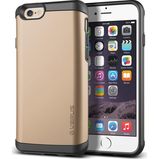 VRS Design iPhone 6 / 6S Damda Veil Kılıf Shine Gold