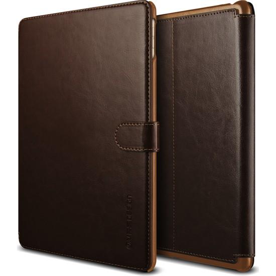VRS iPad Pro 9.7 Dandy Layered Kılıf Dark Brown