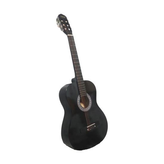 """Diko Gitar A970 39"""" Klasik Gitar (Siyah)"""