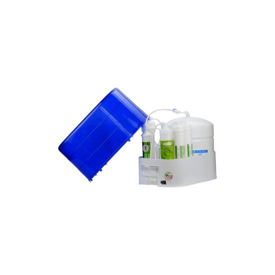AquaTürk Safir Premium Kompakt Su Arıtma Cihazı 3-05-SFR-IN Mavi