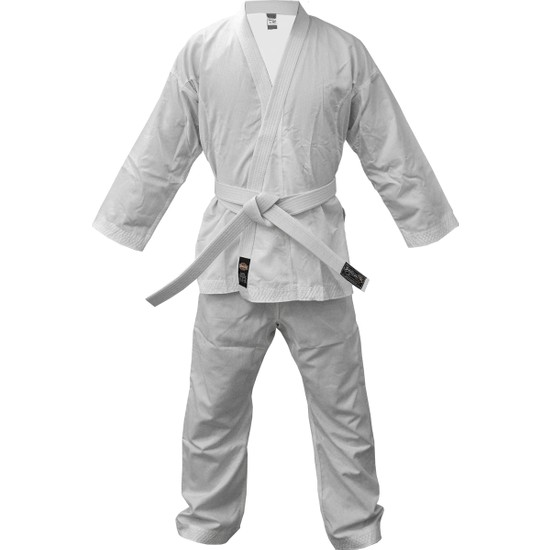 Dragon 11021 Karate Kumite Master Elbisesi - Beyaz Kuşak Hediye