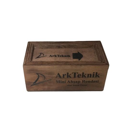 Ark Teknik Mini Ahşap Rendesi 120 x 52 x 62 mm