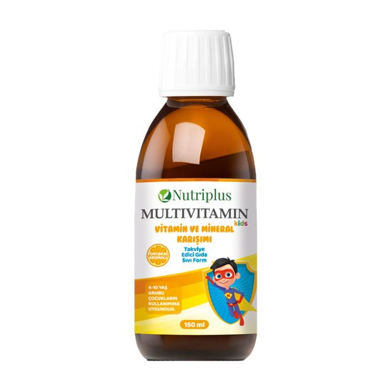 Farmasi Nutriplus Multivitamin 150 ml