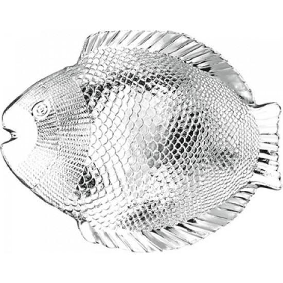 Meleni Home Paşabahçe Balık Marine Servis Tabağı 6'lı