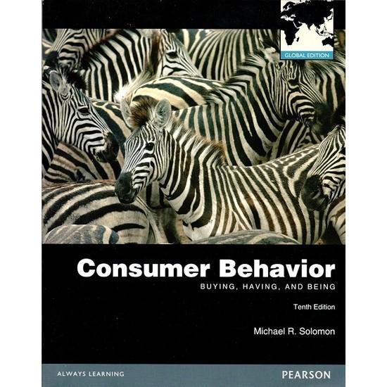 Consumer Behavior, Plus Mymarketinglab With Pearson Etext: Global Edition