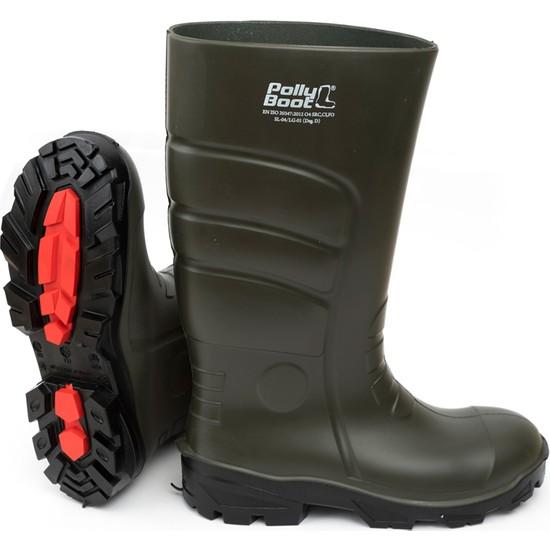 Polly Boot Vega S4 Çelik Burunlu Çizme