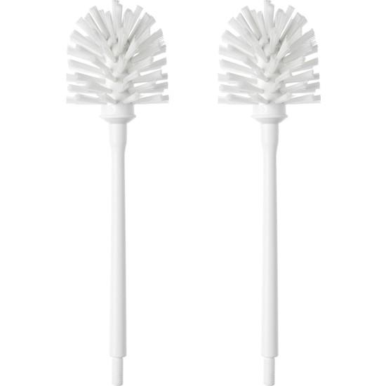 Ikea Hejaren Yedek Klozet Tuvalet Fırçası 2'li