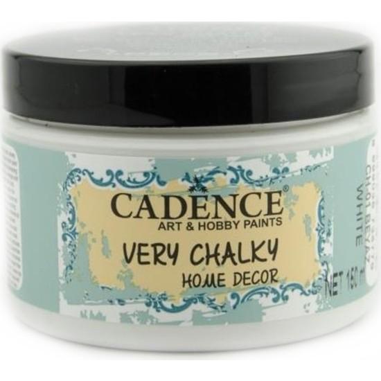 Cadence Very Chalky Home Decor Ch01 Beyaz
