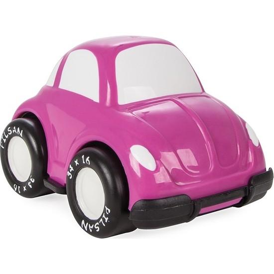 Pilsan Kırılmaz Mini Araba - Pembe