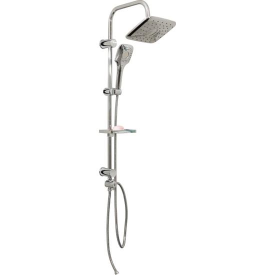 Lavella Robot Duş Seti 3 Fonksiyonlu- Duş Takımı LVL012