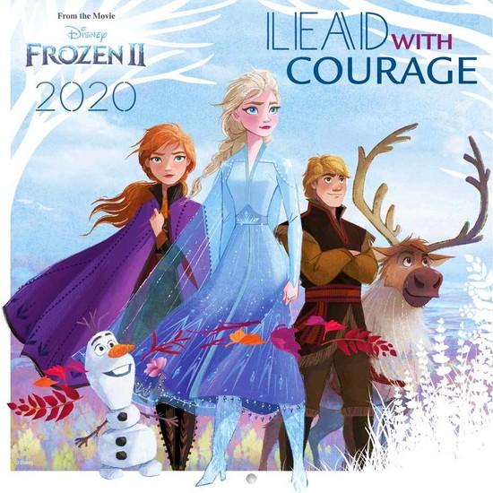 Erik Frozen 2 2020 Takvim İthal