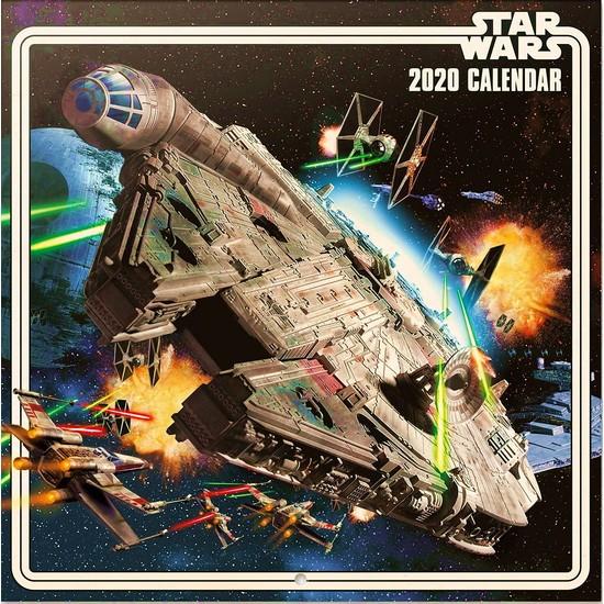 Erik Star Wars 2020 Takvim İthal