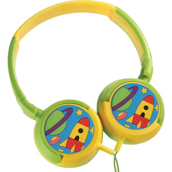 Volkano Junior Explorer Kulak Üstü Çocuk Kulaklığı