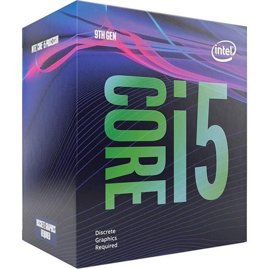 Intel Core i5 9500F 3GHz 9MB Cache 1151 Pin İşlemci BX80684I59500F