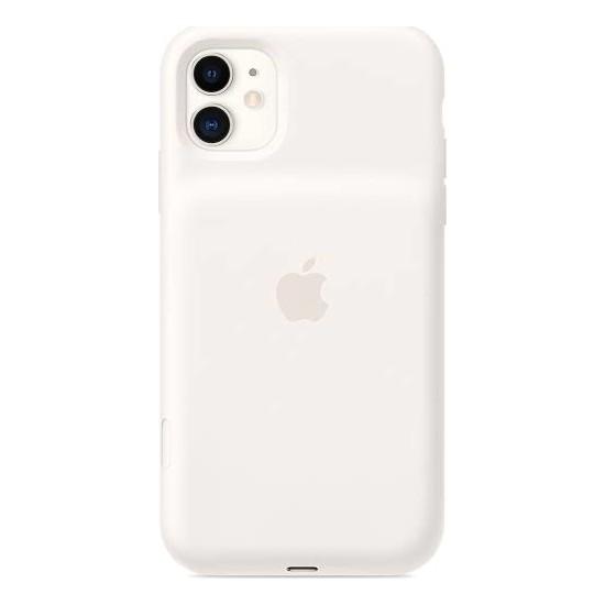 Apple iPhone 11 Smart Battery Kılıf Kırık Beyaz - MWVJ2TU/A