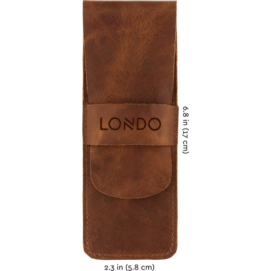 Londo Hakiki Deri Kalemlik