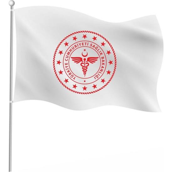 Doruk Sağlık Bakanlığı Bayrağı 70X105