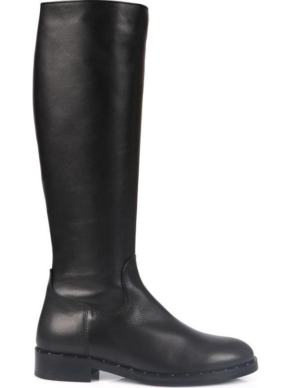 Oblavion Maria Siyah Kadın Çizme