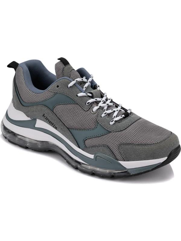 Kinetix Harlow 9Pr Gri Erkek Fitness Ayakkabısı Fiyatı