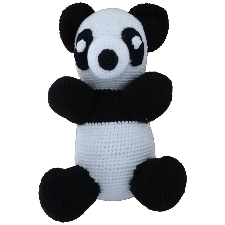 Pudgy Panda Plushie Free Crochet Pattern | Crochet panda, Crochet ... | 1500x1500