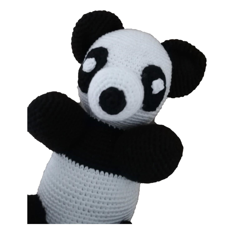 Amigurumi Panda Ayi | HünerliParmaklar | 1500x1500