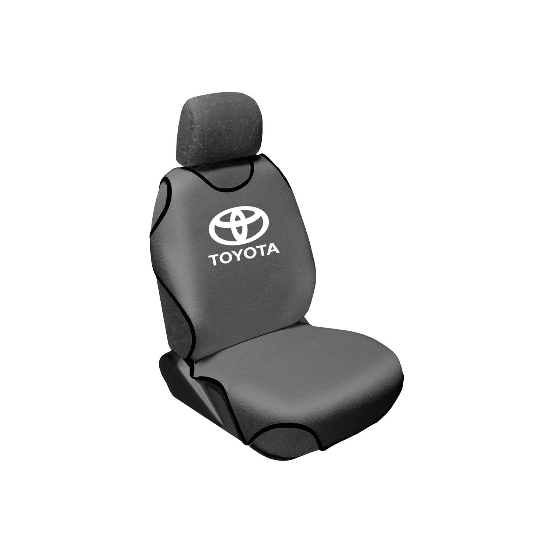 Bt Toyota Logolu On Arka Oto Atlet Koltuk Kilifi Gri Fiyati