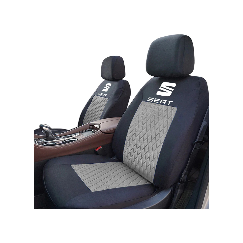 Bt Seat Logolu On Arka Premium Oto Koltuk Kilifi Gri Fiyati