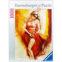 Ravensburger 1000 Parça Puzzle Spanish Chorus Girl - İspanyol Dansçı