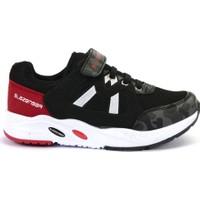 Slazenger ENJOY Spor Çocuk Ayakkabı Siyah Kamuflaj