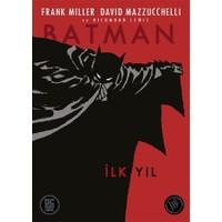 Batman: İlk Yıl Türkçe Çizgi Roman (Ön Sipariş) - Frank Miller