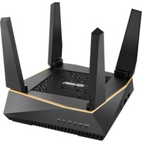 Asus AiMesh AX6100 Mesh (RT-AX92U 1pk) TriBand-Gaming-Ai Mesh-AiProtection-DLNA-Router Access Point Repeater