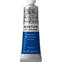 Winsor & Newton Winton Yağlı Boya 37 Ml. 30 Phthalo Blue