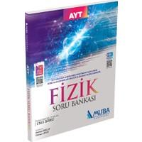 Muba Yayınları AYT - II. Oturum Fizik Soru Bankası 2020 güncel