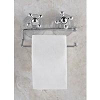 Maksi Pazar Paslanmaz Tuvalet Kağıdı Askısı Vantuzlu Wc Kağıtlık Vakumlu Tuvalet
