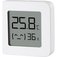 Xiaomi Bluetooth Akıllı Sıcaklık ve Nem Ölçer Termometre - Beyaz