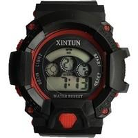 Serel Xintun 5 Led Dijital Çocuk Kol Saati Kırmızı