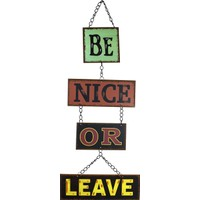 Carma Concept Be Nıce Or Leave Pano