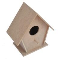 Ahşap Sanat Hane Kuş Evi