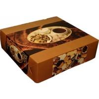 Kutu Dünyası Standart Kuru Pasta Kutusu 100'lü