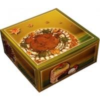 Kutu Dünyası Moblan Standart Pasta Kutusu 50'li