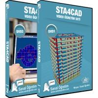 Sanal Öğretim Meysa STA4CAD (2018 Tbdy Göre) Video Öğretim Seti