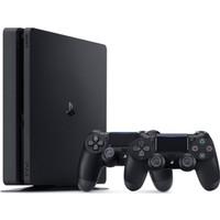 Sony Playstation 4 Slim 500GB Oyun Konsolu Paket Içeriği + PS4 2.Kol (İthalatçı Garantili)