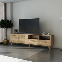 Hepsi Home Rumba Tv Ünitesi - Ceviz