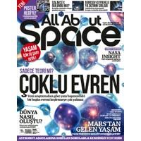All About Space Dergisi Abonelik (12 Sayı)