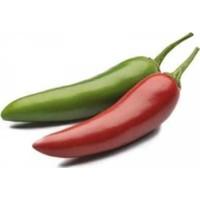Çam Tohum Jalapeno Kırmızı Acı Meksika Biberi Tohumu 5'li